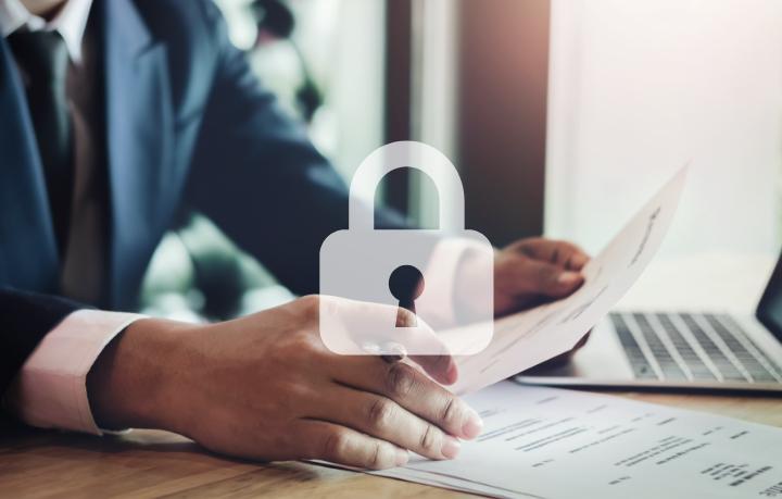 安心3 個人情報保護セキュリティ管理 イメージ